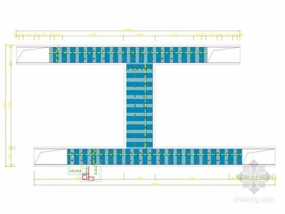 城市人行地下通道装修工程施工图(24张)