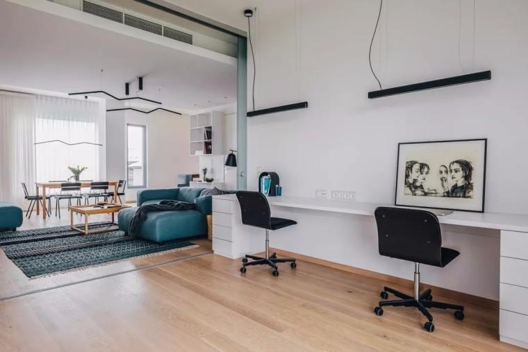 现代极简风公寓