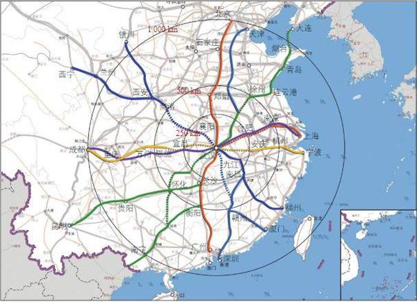 湖北重磅发文:三年内,这些铁路、机场、地铁的建设要到位!_2
