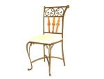 欧式简洁椅子3D模型下载