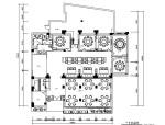 [福州]全套的海鲜主题餐厅设计施工图(含效果图)