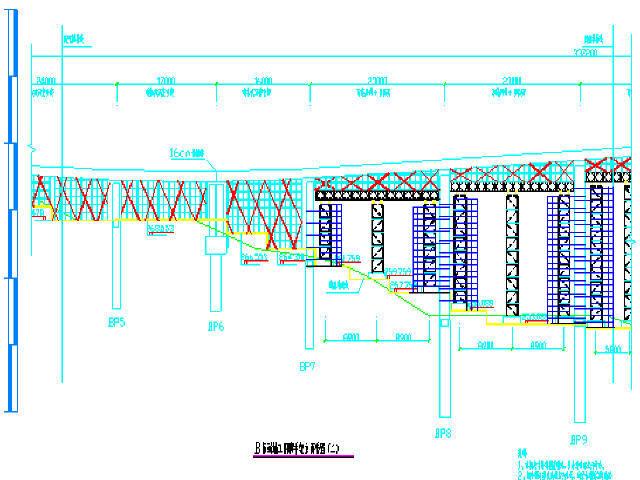[重庆]城市立交匝道桥切割分解拆除工程专项施工方案及工程预算