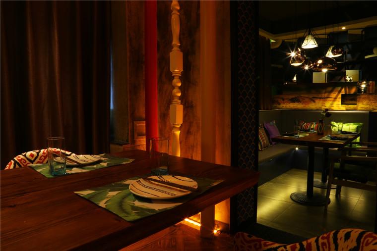 餐厅就餐区-沈阳·爱尚虾塘主题餐厅设计第1张图片