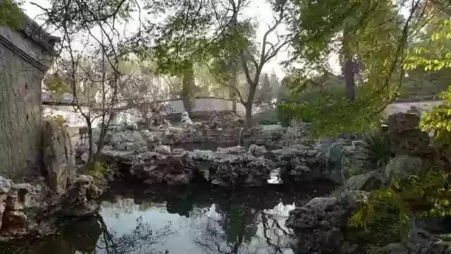 哪些园林可作为新中式景观的参考与借鉴?_18