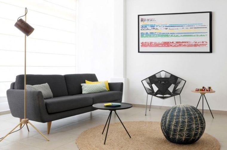 几何趣味80平纯净北欧风公寓设计-几何趣味 80平纯净北欧风公寓设计第1张图片