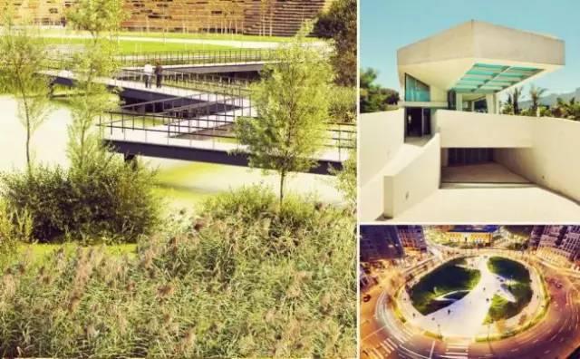 西班牙10大景观设计项目
