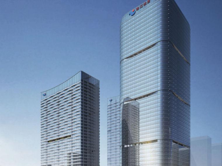 珠江国际金融中心项目幕墙设计方案汇报