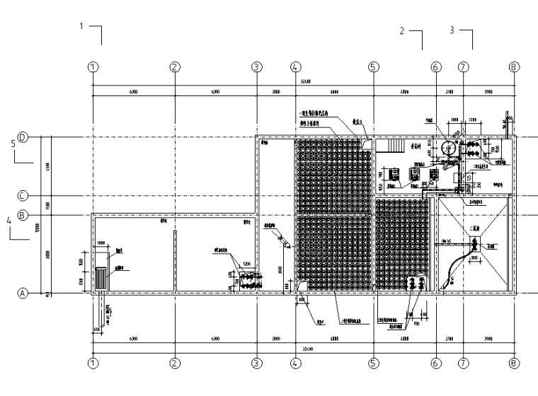 设备平面布置图3