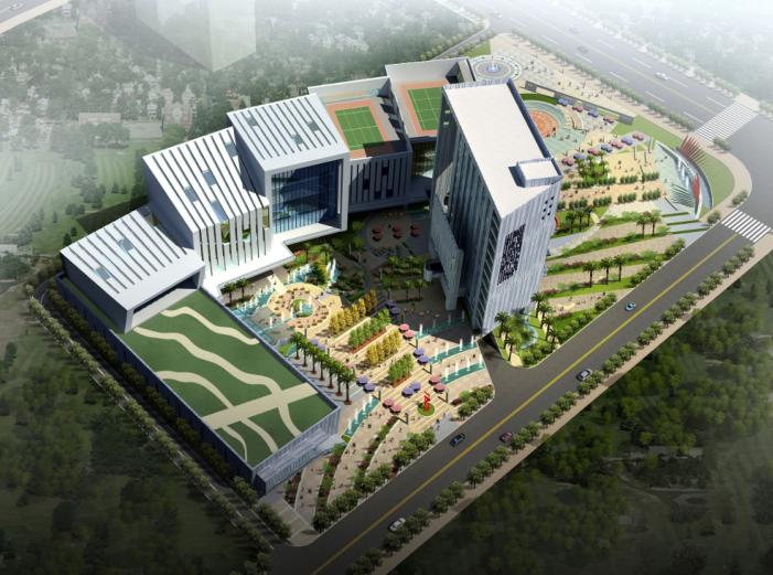 [江苏]吴江市市民活动中心建设方案设计文本
