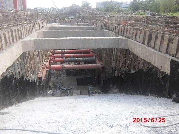 [QC]缩短明挖地铁出入口施工工期QC成果