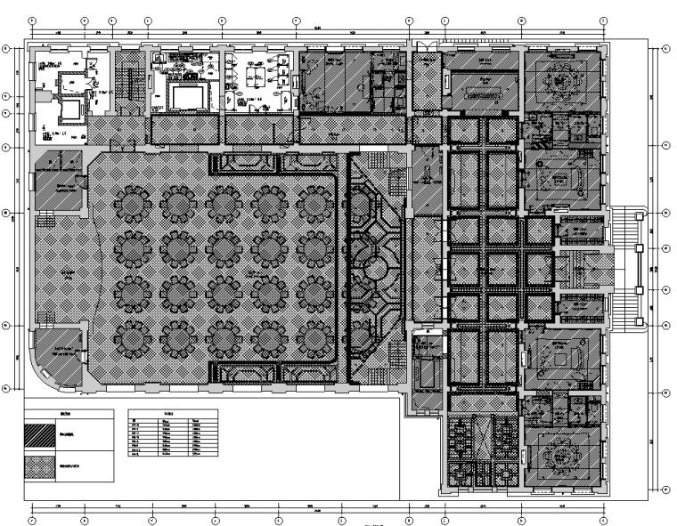 上海宝格丽酒店丨设计方案+施工图