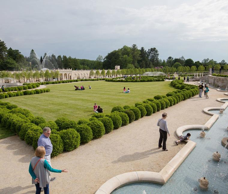 美国LongwoodGardens主喷泉花园-004-2018-asla-general-design-award-of-honor-longwood-gardens-main-fountain-garden-by-west-8-urban-design-landscape-architecture