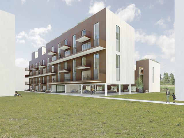 瑞典可持续发展住宅区-瑞典可持续发展住宅区第1张图片