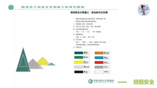 【多图预警】安全文明施工标准化图册|PPT_4