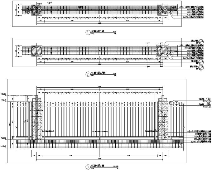 [宁夏]滨湖古典主义高端生态居住区景观设计全套施工图_9