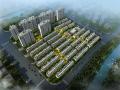 [上海]金茂府三期居住区高层模型设计(现代典雅风格)