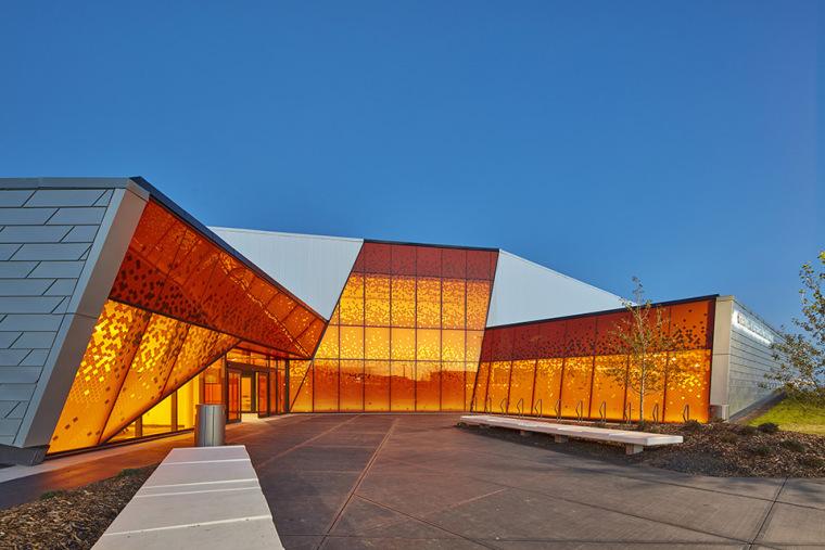 加拿大Calgary大型体育娱乐中心-6