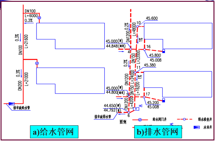 市政工程识图与构造第七章给水排水工程图(78页)_3