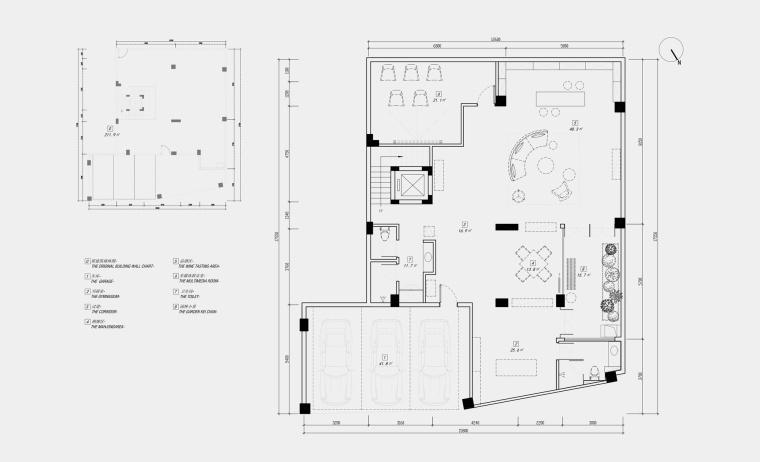 [佛山]泊墨之境——誉海半岛9座101别墅设计效果图