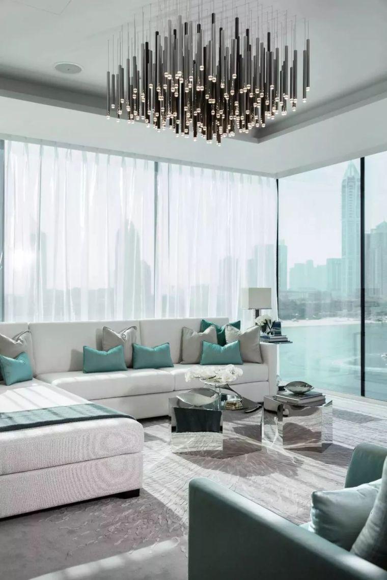 """迪拜造了""""天空中的别墅"""",最小户型300平米,顶层复式卖3.4亿_28"""