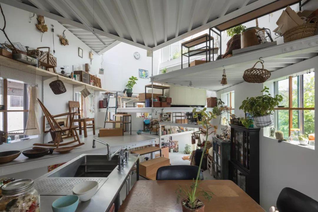这些日本房子看着很简陋,但空间布局令人咋舌!_72