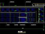 四层框剪结构会所全套施工图