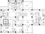 某宾馆会所电气设计图