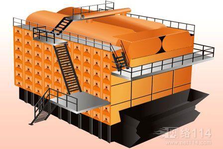 供热系统大型链条炉排热水锅炉配置选型问题