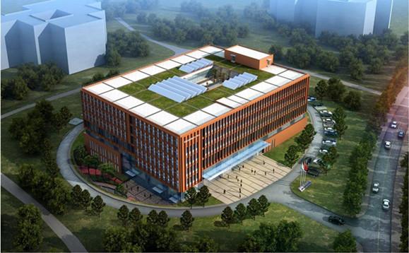 BIM技术应用于广联达信息大厦