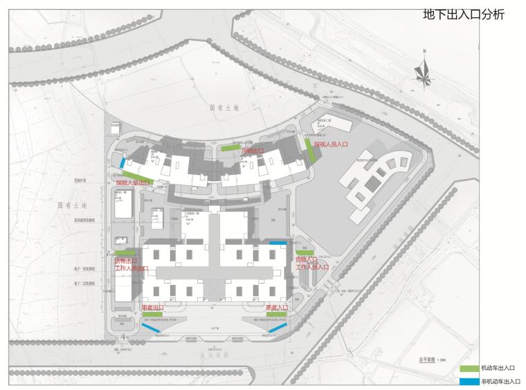 [四川]乐山三级甲等运算布尔方案设计医疗-文本操作绘制图形医院综合怎么建筑图片