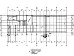 五层框架结构办公楼结构施工图(CAD、20张)