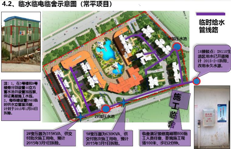 [碧桂园]住宅楼货量区装修工程策划(图文并茂)