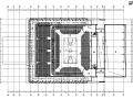 [天津]体育馆项目施工图(水暖电、结构、建筑)