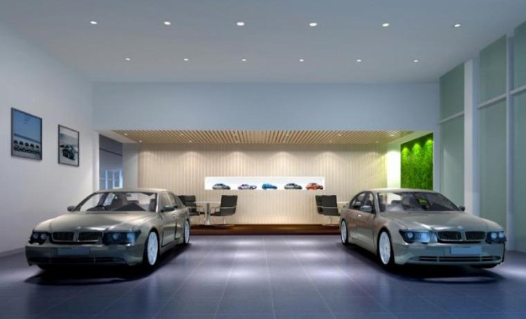 (原创)汽车4S店室内设计案例效果图-汽车4S店 (14)