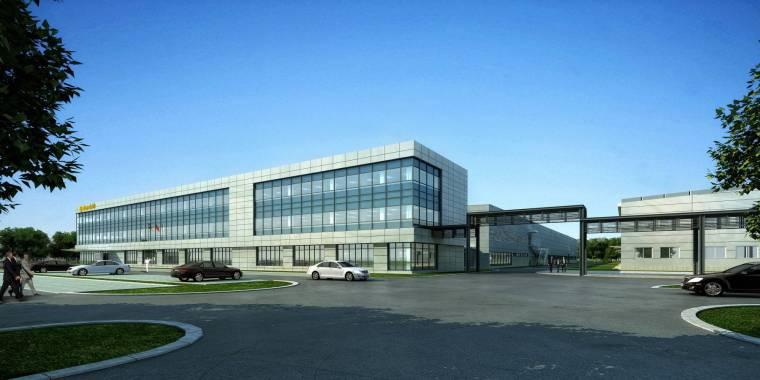 北京亦庄厂房通风空调及气体动力工程施工组织设计