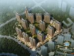 [长沙]高层法式风格塔式住宅建筑设计方案文本