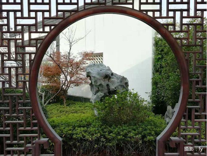 太湖石,大自然的巧夺天工