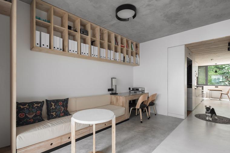 重庆双钢路旧公寓改造-1