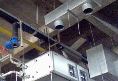 某大型家具城暖通空调施工设计分析