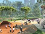 [山东]金滩海岸生态滨海区自然湿地景观规划设计方案