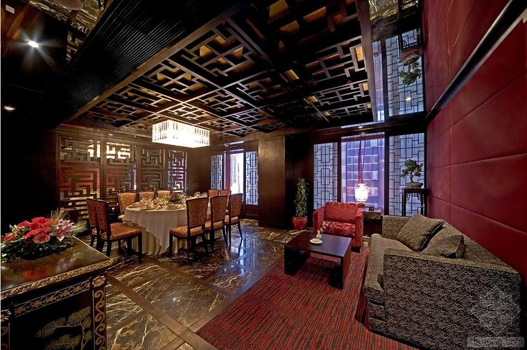 室内设计家装工装施工图及设计方案精品汇总_25