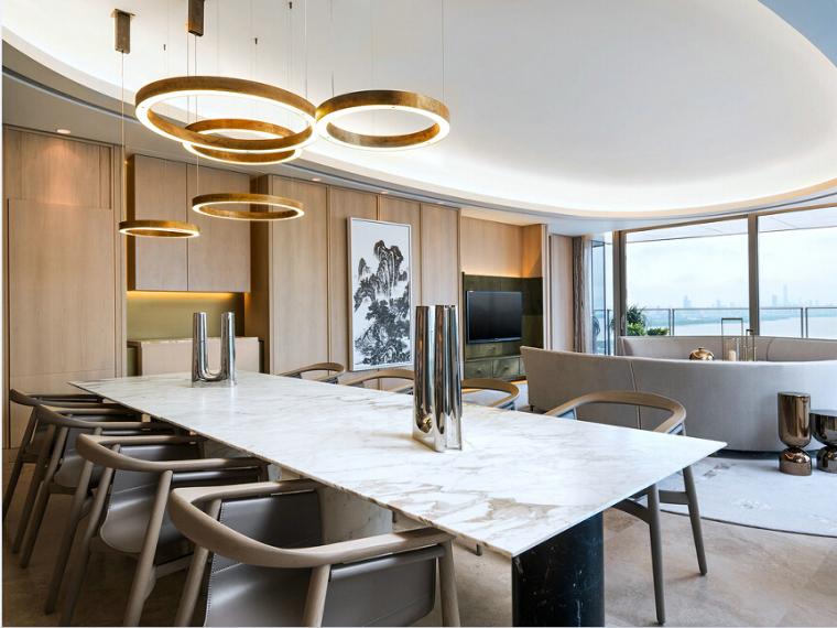 室内设计家装工装施工图及设计方案精品汇总_9