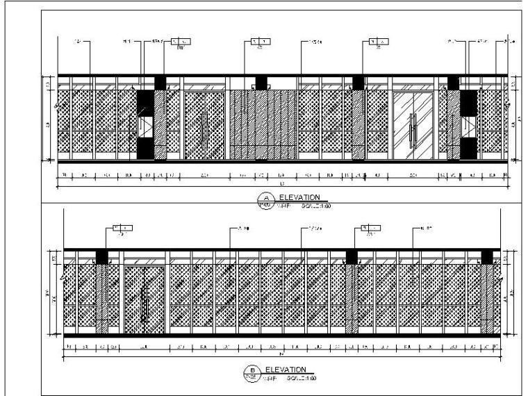 [广东]某主题售楼处全套设计施工图(含效果图)_4