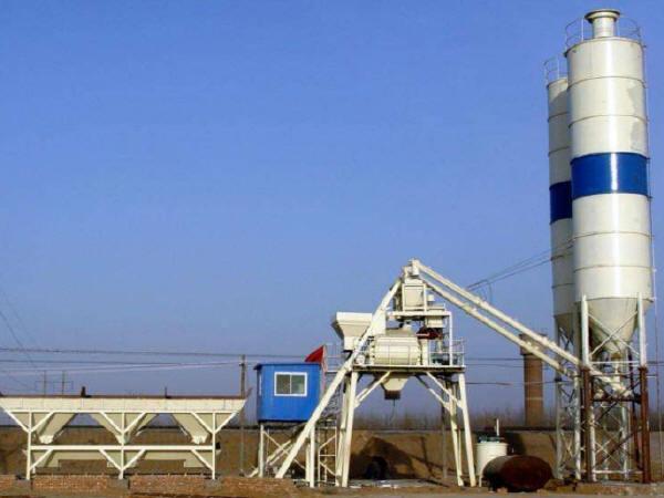 混凝土搅拌站设备拆除顺序和方法总结