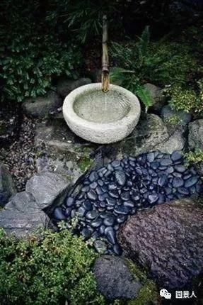 花园景观·石器小景_35