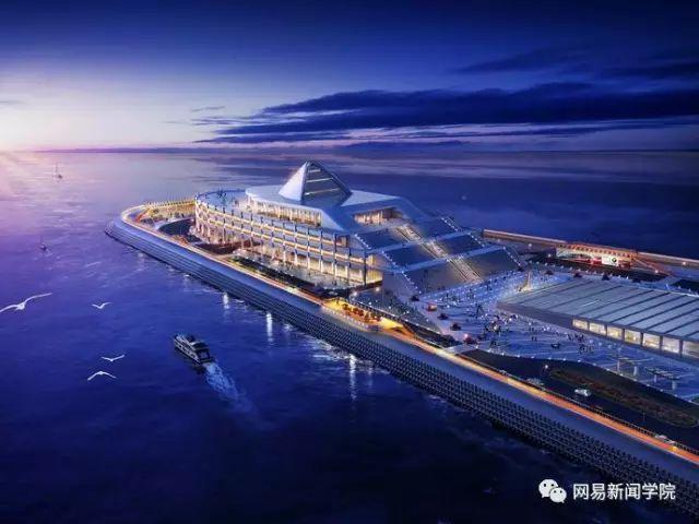 用钢圆管筑岛,港珠澳大桥人工岛这方案完胜日本|了不起的中国_4