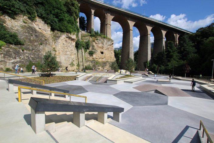 卢森堡滑板公园-18