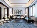 新中式客厅,竟然可以这么美?!