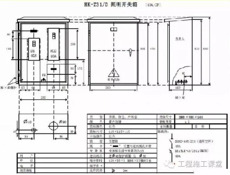 三级配电、二级漏电保护等配电箱及施工要求!_20