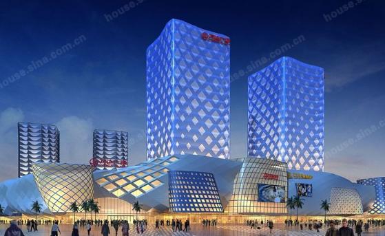[中建]某局常州万达广场暖通安装施工组织设计